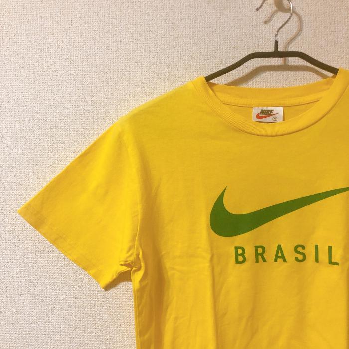 ナイキブラジルTシャツ