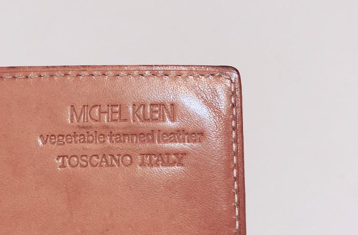 ミッシェルクラン長財布