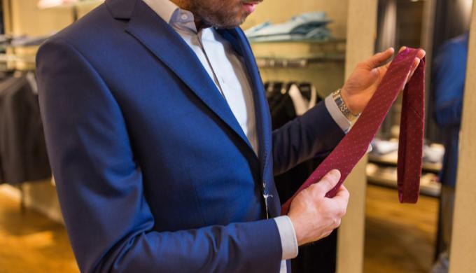 ネクタイのおすすめな選び方